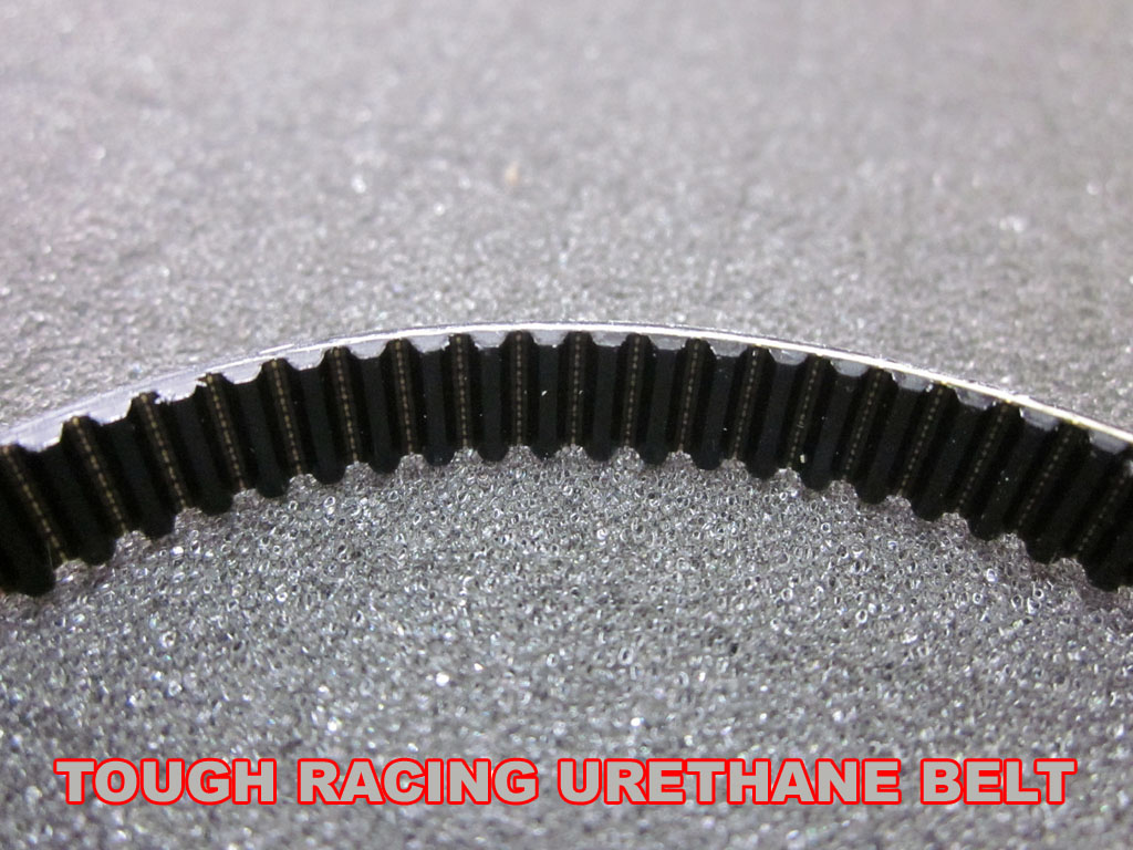TOUGHRACING Xray NT1 Front rubber belt replace 335430